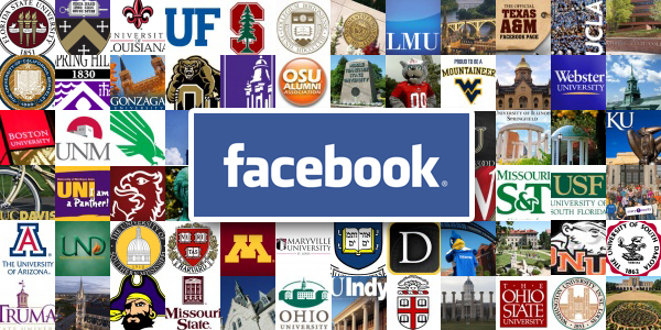 Facebook at Universities